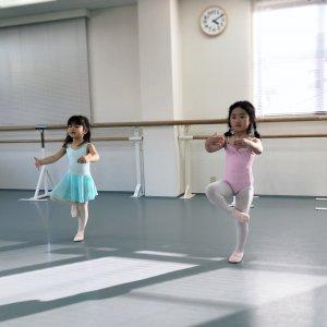 NEW ベビーバレエ|頑張る年少さん!
